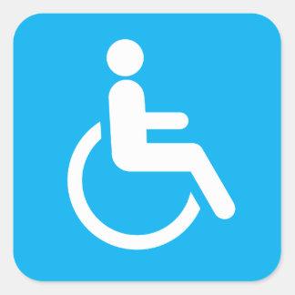 Handicap Stickers