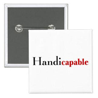 Handicapable Pin