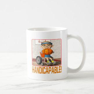 Handicapable Coffee Mug