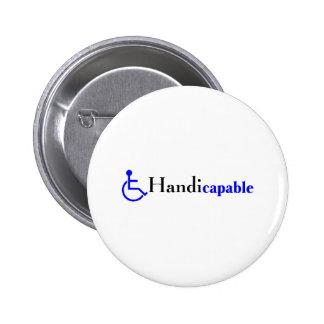 Handicapable (Wheelchair) Pin