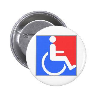 Handicapped original design! buttons
