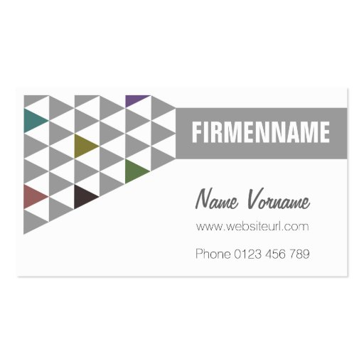 Handicraft Business Card Template