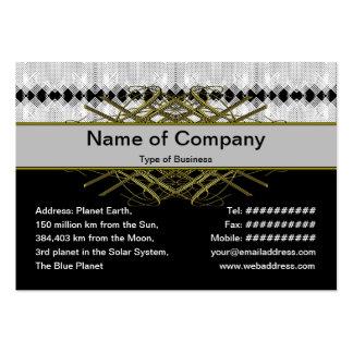 Handkerchief Business Card Templates