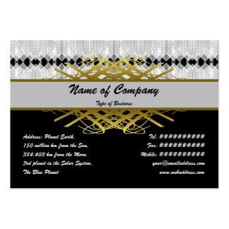 Handkerchief Large Business Card