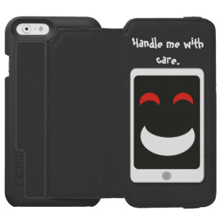 Handle me with care. incipio watson™ iPhone 6 wallet case
