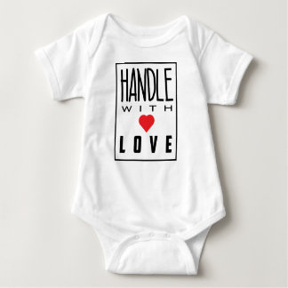 Handle Me With Love Baby Bodysuit
