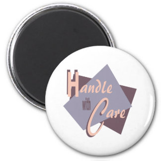 Handle With Care Wedding Magnet