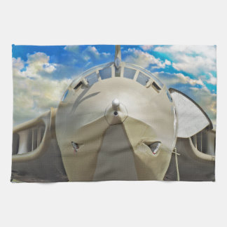 Handley-Page Victor K2 Lusty Lindy Kitchen Towel