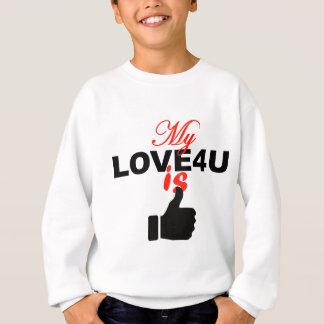 handlove X Sweatshirt
