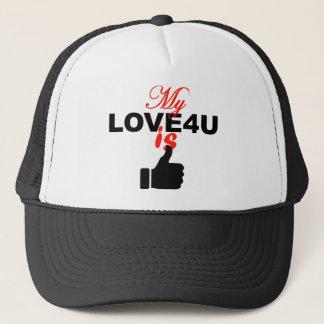 handlove X Trucker Hat