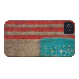 Handmade American Flag, USA iphone Case
