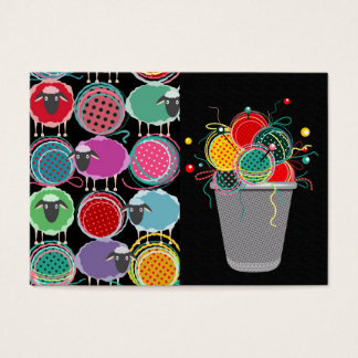 """Handmade By"" - SRF Business Card"