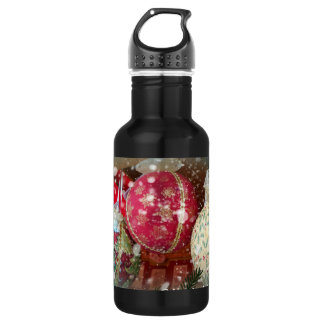 Handmade Christmas Ornaments 532 Ml Water Bottle