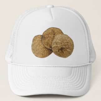 Handmade Shemurah Matzah Trucker Hat