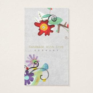 Handmade with Love Business Card