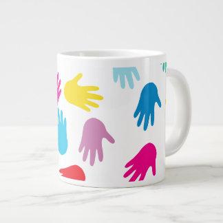 HandMug Giant Coffee Mug