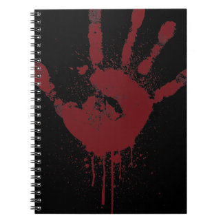 handprint notebooks