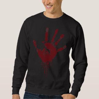 handprint sweatshirt