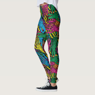 hands all over me leggings