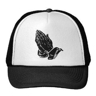Hands In Prayer Trucker Hat