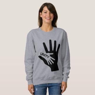 Hands in Unity Sweatshirt