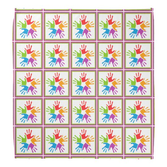 Hands Of Colour Bandana