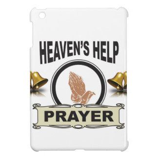 hands of help and prayer iPad mini cover