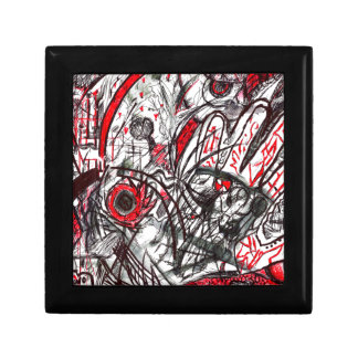 Hands of Rage Pen Drawing Gift Box