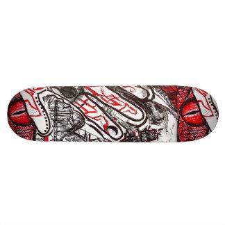 Hands of Rage Serpent Eye Skateboard Deck