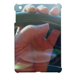 Hands on Steering Wheel Artistic Photography iPad Mini Cases