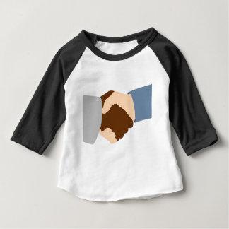 Handshake Baby T-Shirt