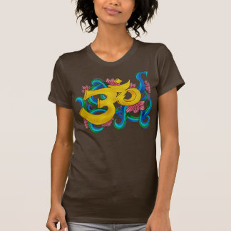 handsketched OM colored T-Shirt