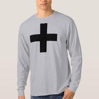 HANDSKULL Bourne Cross - Long Sleeve T-Shirt
