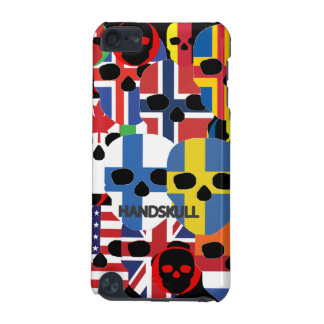 HANDSKULL Cerebro iPod Touch 5g Barely There iPod Touch (5th Generation) Cover
