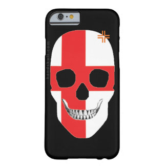 HANDSKULL England - iPhone 6 Barely Barely There iPhone 6 Case