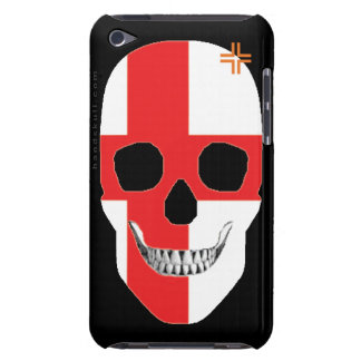 HANDSKULL England - iPod Touch Barely 4th Generati iPod Case-Mate Case