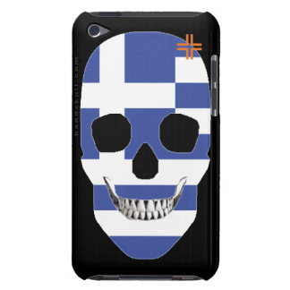 HANDSKULL Greece - iPod Touch Barely 4th Generatio Case-Mate iPod Touch Case