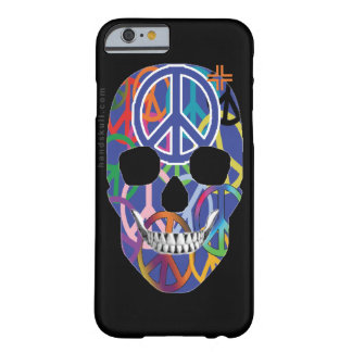 HANDSKULL Peace - iPhone 6 Barely Barely There iPhone 6 Case
