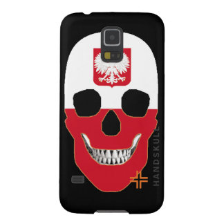 HANDSKULL Poland - Samsung Galaxy S5, Barely There Galaxy S5 Case