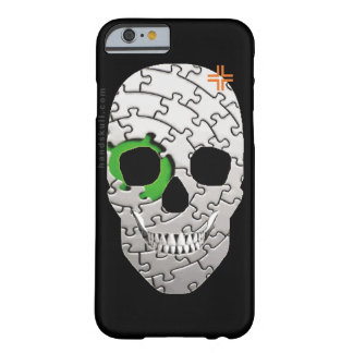 HANDSKULL Puzzle - iPhone 6 Barely Barely There iPhone 6 Case