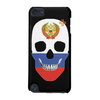HANDSKULL Russian - iPod Touch 5g Barely iPod Touch 5G Cases