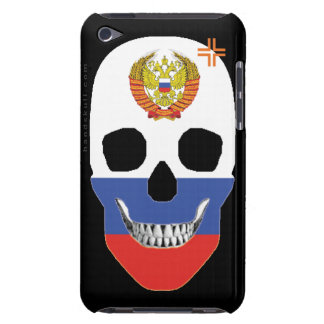 HANDSKULL Russian - iPod Touch Barely 4th Generati iPod Touch Case-Mate Case