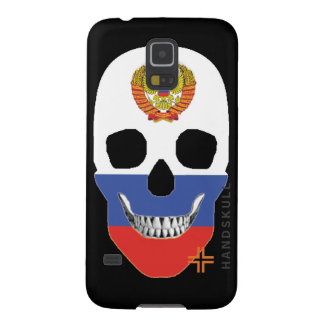 HANDSKULL Russian - Samsung Galaxy S5, Barely Ther Galaxy S5 Cover