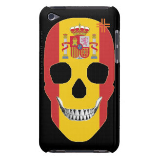 HANDSKULL Spain - iPod Touch Barely 4th Generation iPod Touch Cover