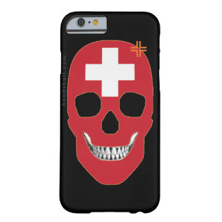 HANDSKULL Switzerland - iPhone 6 Barely Barely There iPhone 6 Case