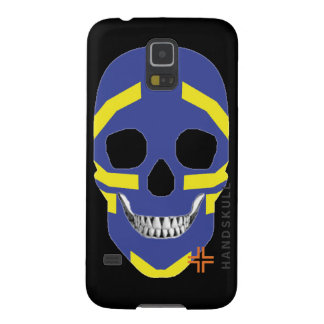 HANDSKULL Viking - Samsung Galaxy S5, Barely There Galaxy S5 Covers