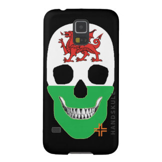 HANDSKULL Wales - Samsung Galaxy S5, Barely There Case For Galaxy S5
