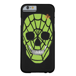 HANDSKULL Web Green - iPhone 6 Barely Barely There iPhone 6 Case