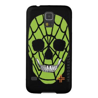 HANDSKULL Web Green - Samsung Galaxy S5, Barely Th Galaxy S5 Case