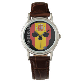 Handskull Women Watch Spain / Sports Watch